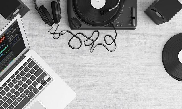 záznamy hudby