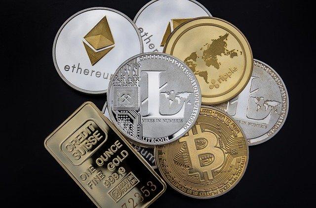 mince kryptoměny