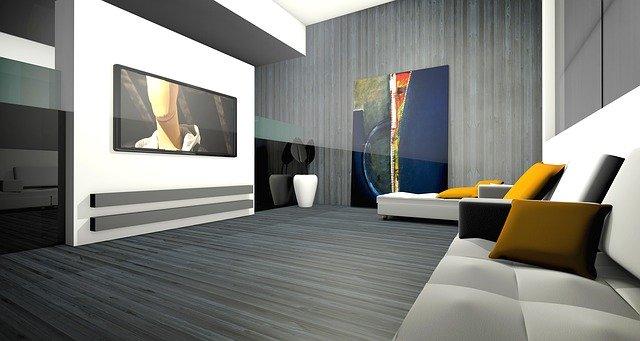 obývací pokoj má být dokonalým místem pro odpočinek