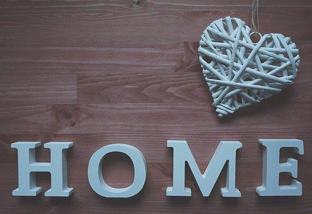 vlastní domov